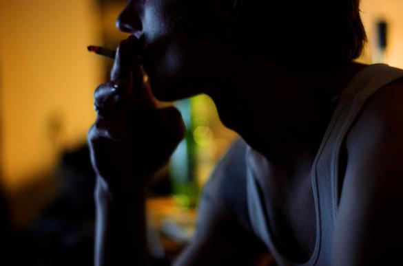 Attraverso quanti diventò incinto dopo che smise di fumare
