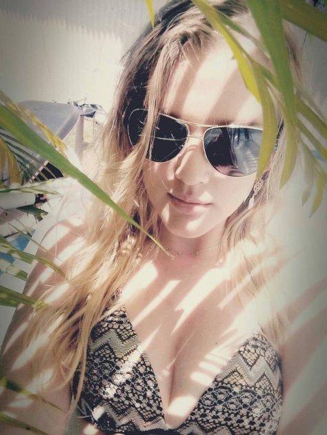 in the sun